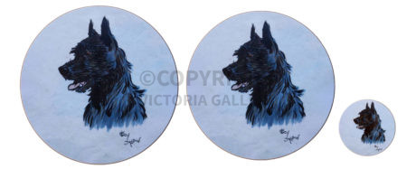 Cecil Aldin. Scottish Highland Terrier