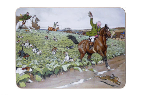 'The Harefield Harriers' by Cecil Aldin
