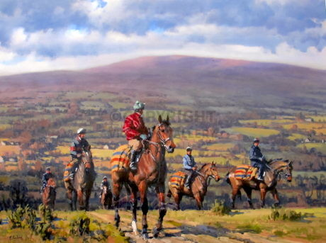'At the Foot of Slievenamon' by Peter Curling