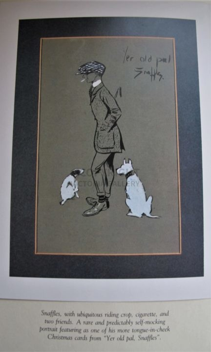 naffles being a selection of his hunting and racing prints