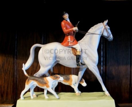 ROYAL WORCESTER – HUNTSMAN & HOUNDS
