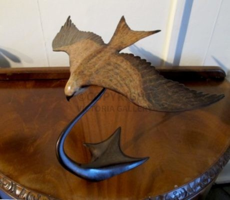 Red Kite (Maquette) by Andrew Glasby