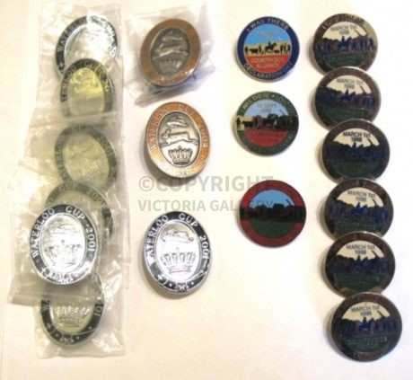 Original Countryside Alliance Badges for sale