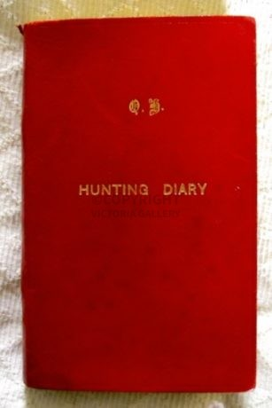 Quorn – Hunting Journal 1954