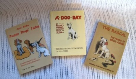 Cecil Aldin – 'A Dog Day' – 'Puppy Dog Tales' – 'The Rascal'