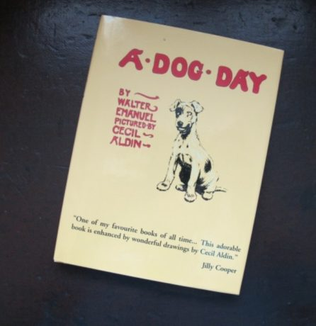 Cecil Aldin. NEW. 'A Dog Day'