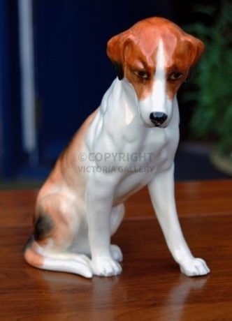 ROYAL WORCESTER FOXHOUND