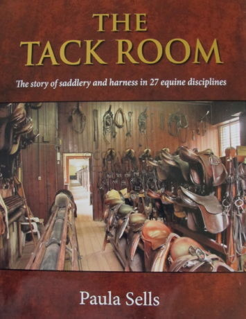 The Tack Room by Dr. Paula Sells (Book)