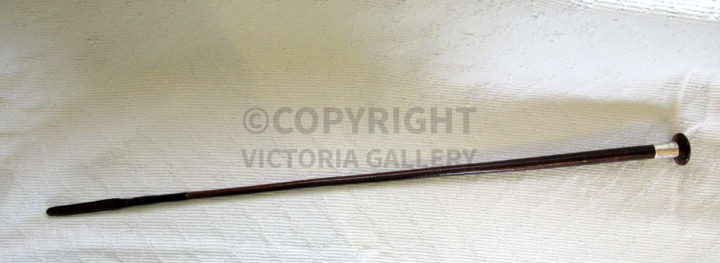 Richmond Royal Horse Show Presentation Hunter Riding Whip. 1939